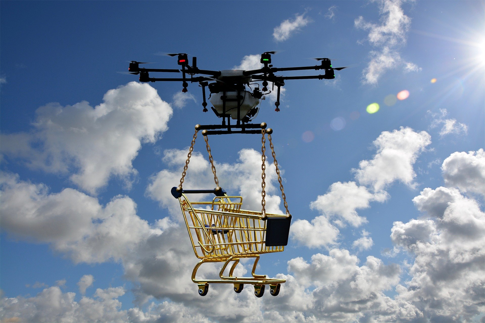 Air Drone Concept